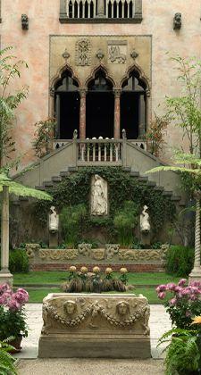 Isabella Stewart Gardner Museum, Boston.