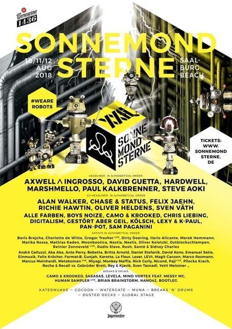 line up sonne mond sterne 2020
