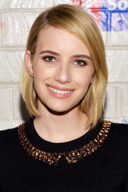Emma Roberts beautifully groomed <3