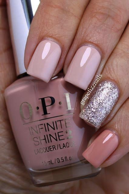 Home Blend Of Bites Manicure Colors Pale Pink Nails Pink Nail Designs