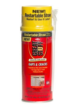Dow Great Stuff Gaps And Cracks 12 Oz Spray Foam Insulation At
