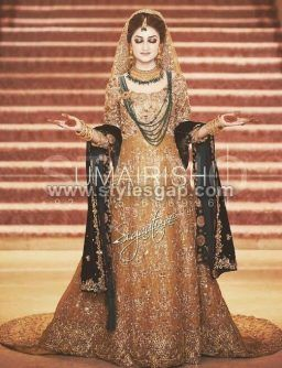 Latest Beautiful Walima Bridal Dresses Collection for Weddings