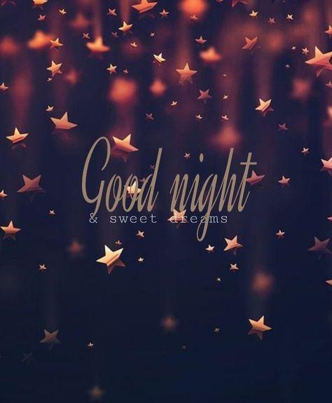 Gute Nacht Baby!!! Vielen Dank für einen weiteren tollen Morgen liebe jeden Moment