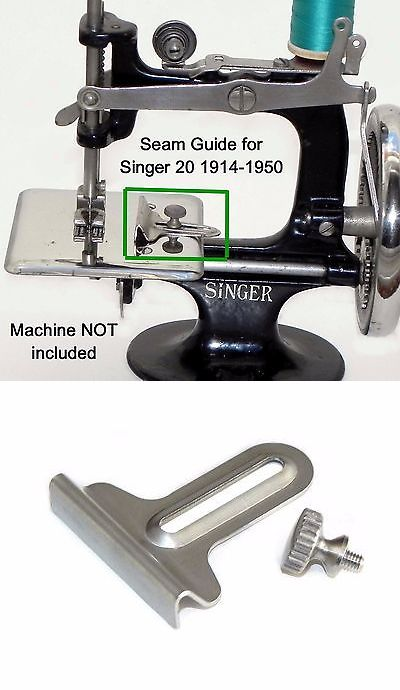 Singer Sewing Machine Parts For Sale : singer, sewing, machine, parts, Singer, Child, Sewing, Machine, Parts, CLOTH, FABRIC, GUIDE, Parts,, Machine,