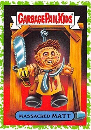 Pin By Mrstranger79 On Garbage Pail Kids Garbage Pail Kids Cards Garbage Pail Kids Favorite Cartoon Character