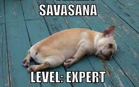 Image result for yoga strengthening meme