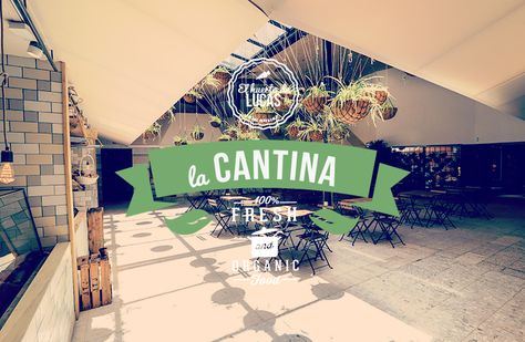 La cantina orgánica de El Huerto de Lucas es un restaurante de comida ecológica en el centro de Madrid. Locales en San Lucas, 13 y Hermosilla, 103.