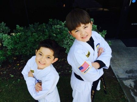 CHOC patients and brothers Ian and Micah recently overcame big obstacles to earn black belts and bright futures. Learn their story.