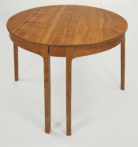 Round Table By Cork Cove Furniture. $4420.00. Maine Furniture Makers Are  Among The Best In The World. Contemporary Furniture Design Cherry Round Tau2026