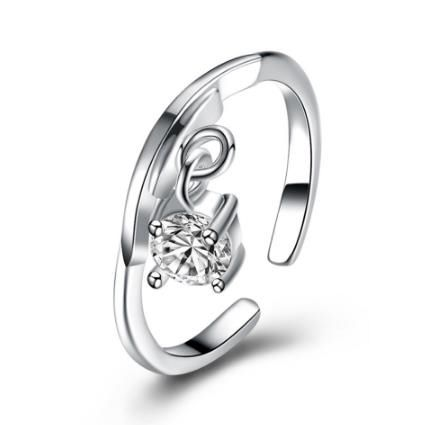 2018 Hot Wholesale Price Silver Ring Solid Geometric Hollow Gift Jewellery In 2020 Womens Rings Fashion Wedding Rings For Women Wedding Rings Simple