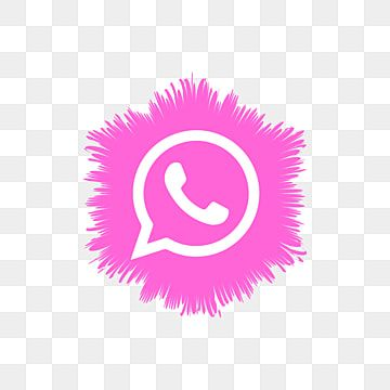 Whats App Pink Icon Vector Pink Clipart Pink Icon Png And Vector With Transparent Background For Free Download In 2021 Instagram Icons Instagram Logo Creative Icon