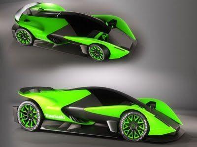 Kawasaki Zx Concept Jc Concepts Pinterest Cars Sweet