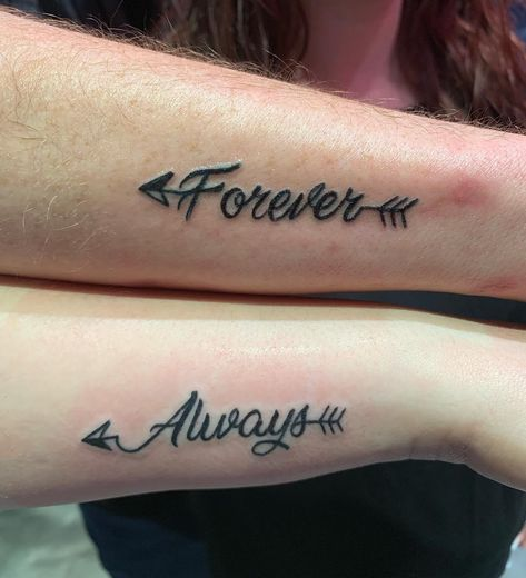 Tattoo models  Hey always forever wait always is forever! Forever is always! Finkel is Ein