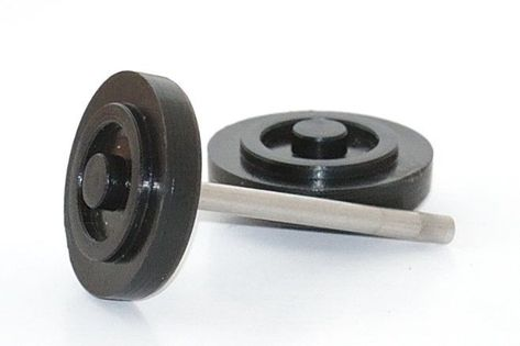 """5//8/"""" wheel//axle assembly for Whittle Shortline//Thomas//Brio wood truck 10 TRAINS!"""