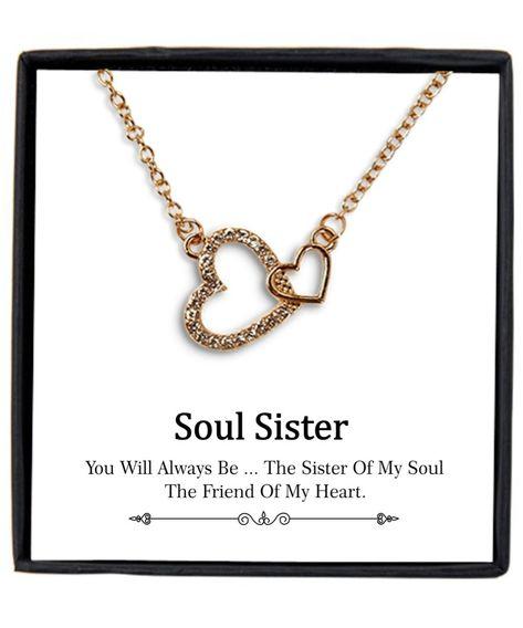 Soul Sisters Friendship Necklaces