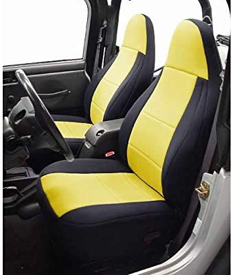 Amazon Com Coverking Custom Fit Seat Cover For Jeep Wrangler Yj 2