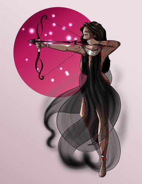 free-spirited Sagittarius