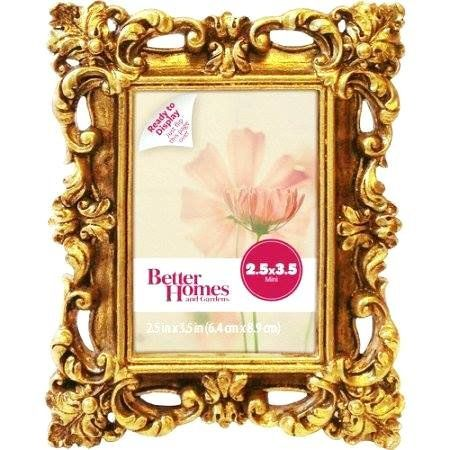 Better Homes And Gardens Gold Frame