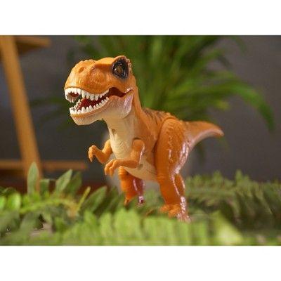 Robo Alive T Rex Robotic Pet Pets Dinosaur Stuffed Animal