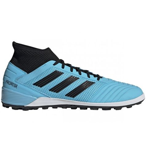 adidas Nemeziz 19.3 TF Footwear WhiteTeam Royal BlueCore Black