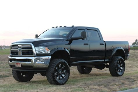 Lifted Dodge Diesel Trucks | The Following User Says Thank You to kyle'scummins For This Useful ...