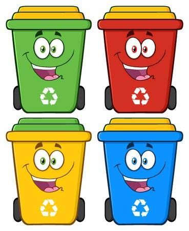 Papeleras y cestos de papel de desecho en papel de plástico atma s.a.  papelera de reciclaje, basurero verde, rectángulo, reciclaje png   PNGEgg