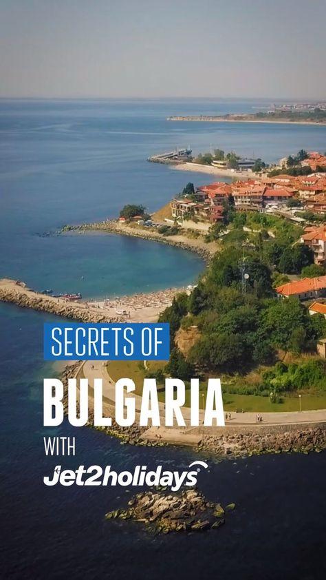 Discover the secrets of Bulgaria with Jet2holidays  💛🌼 | #dailyloveminder #marriage #travel #romantictravel #dateideas #travelgoals #bucketlist