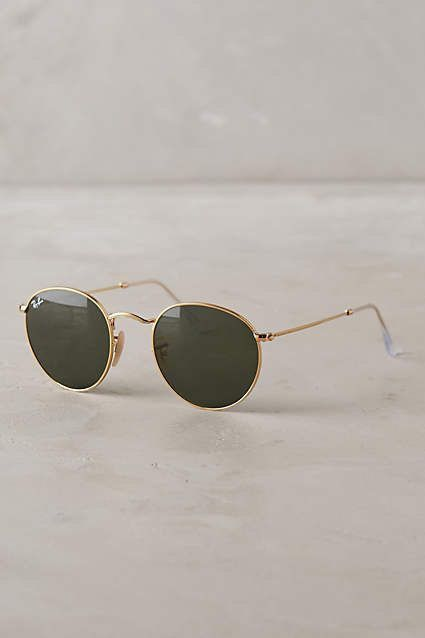 lunette soleil ronde ray ban femme