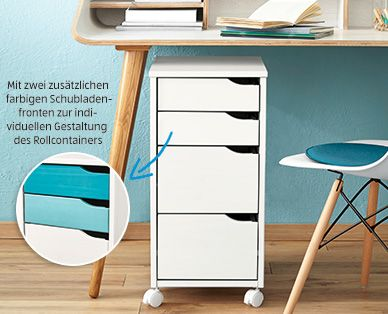 Aldi Sud Living Style Rollcontainer Rollcontainer Container Inneneinrichtung