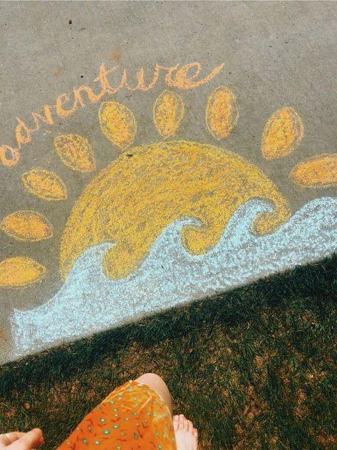 straßenkreide- months – recent art ideas sidewalk , drawings sidewalk , sidewalk chalk , chalk drawings , chalk ideas Street Art Graffiti, New York Graffiti, Graffiti Artists, Art Inspo, Kunst Inspo, Chalk Design, Sculpture Metal, Sidewalk Chalk Art, Aesthetic Painting