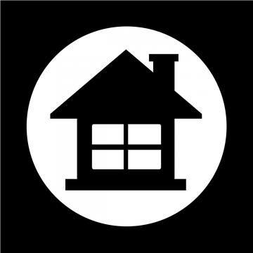 집에 아이콘 건축 미술 건물 Png 및 벡터 에 대한 무료 다운로드 아이콘 그래픽 건축
