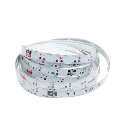 12 Self Adhesive Measuring Tape L R Reading In 2020 Adhesive Tape Measure Adhesive Tape
