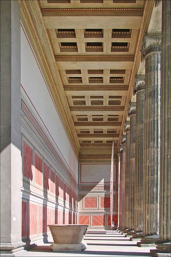 Friedrich Schinkel Museum Berlin Altes Karlaltes Museum Berlin Altes Museum Berl In 2020 Architecture History Historical Architecture Traditional Architecture