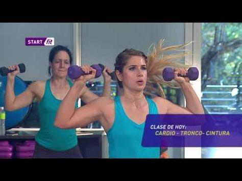 rutina de ejercicios sin pausa capitulo 18