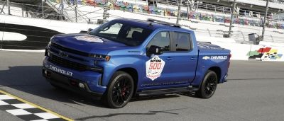 Icymi All New Silverado Is Taking Over Daytona 500 Weekend