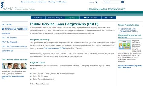 17 best 601 How Much is My Graduate Degree Going to Cost? images - public service loan forgiveness form