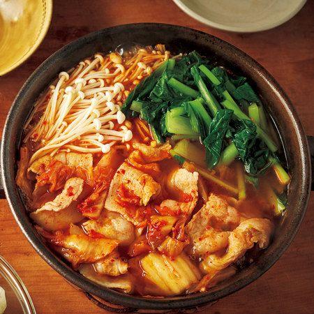 キムチ鍋 レシピ レシピ 料理 レシピ 料理