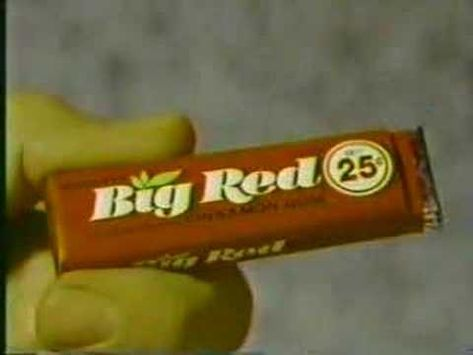 Big Red Kiss a Little Longer Commercial.