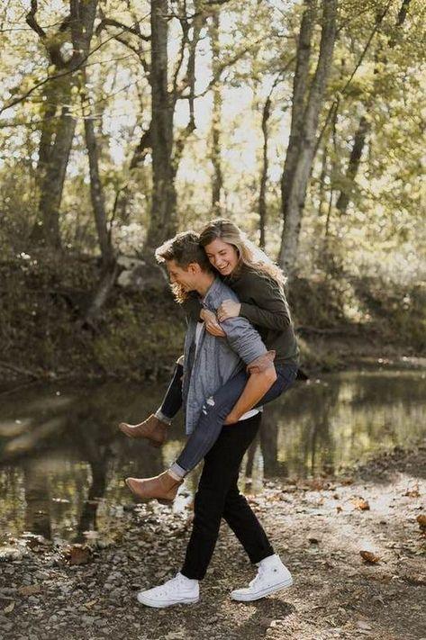 sweet wedding engagement photo ideas