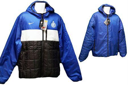 New New Nike Mens Inter Milan Football Reversible Jacket Bench Coat Jacket Blue Xl Mens Jackets From Top Store Reversible Jackets Jackets Mens Jackets
