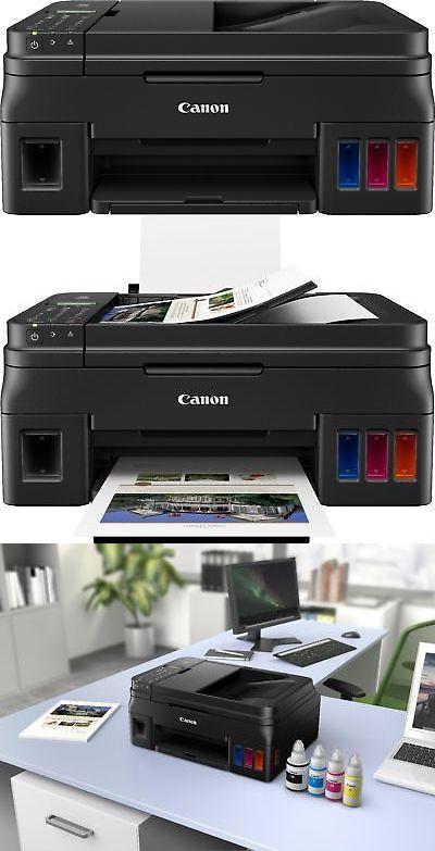 Printers 1245 Canon Pixma G4210 Wireless All In One Printer
