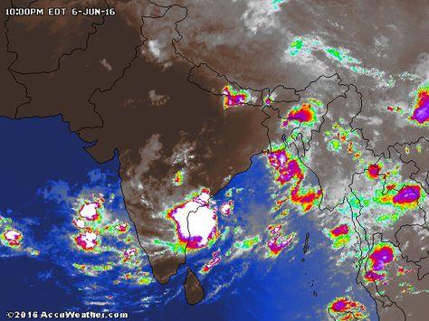 The Best India Weather Satellite Ideas On Pinterest For - World weather satellite images