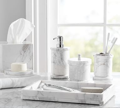Who Loves Having An Amazing Bathroom Decor Check Our Inspirations At Maisonvalentina Net Marble Bathroom Accessories Marble Accessories Marble Bath