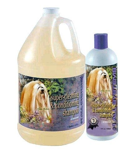 Super Cleaning Conditioning Shampoo Dog Grooming Conditioning Shampoo Shampoo
