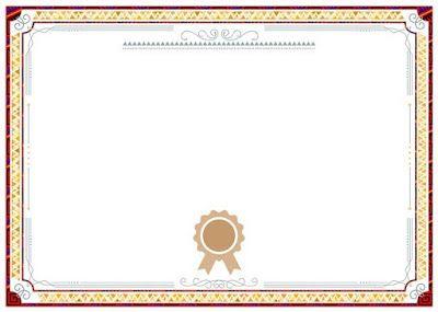 أفضل صور شهادات فارغة للكتابة عليها صور نموذج شهادات شهادة شكر وتقدير فارغة للكتابة عليه Certificate Background Certificate Design Template Certificate Design
