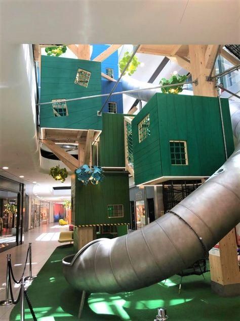 Centro Comercial IKEA Bayonne. Un Centro atractivo para
