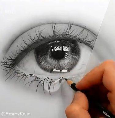 Realistic pencil portrait mastery Discover the secrets of drawing realistic pencil portraits. - Her Crochet