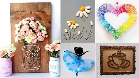 DIY ROOM DECOR! Easy Crafts Ideas at Home???????