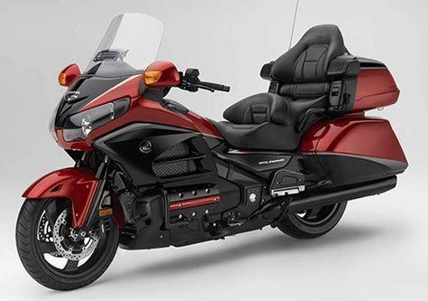 Honda Glx1800 Gold Wing Honda Powersports Goldwing Motorcycle