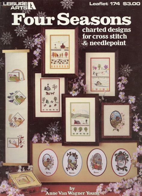 Scarborough B//W Cross Stitch Chart BUY 1 GET 1 HALF PRICE